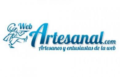 Web Artesanal. Creamos tu web profesional, blog o tienda online.