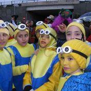 carnaval minions